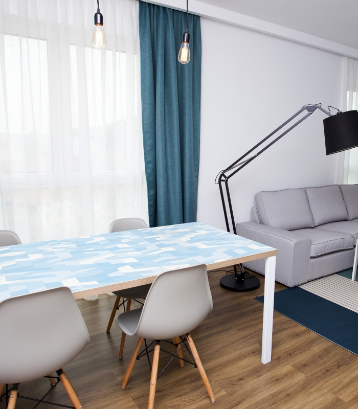 Moderm Living Sea - Decoravinilos