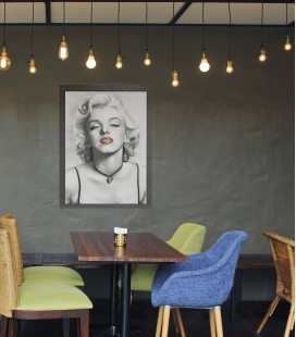 Marilyn Monroe-Decoravinilos