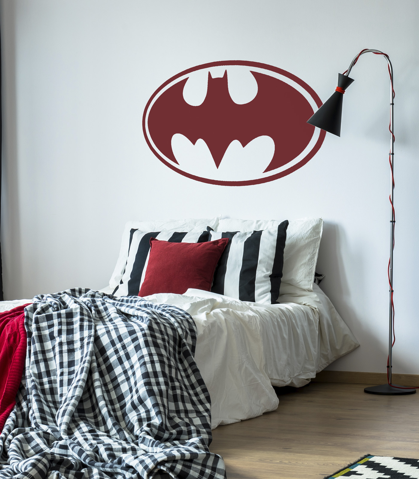 Batman - Decoravinilos, vinilo de corte para pared y superficies planas